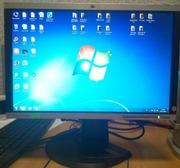 Продам  монитор б/у HP широкоформатний19